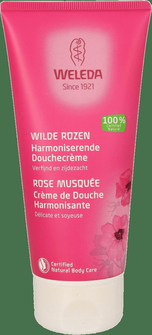 Weleda Verwendouche Wilde Rozen