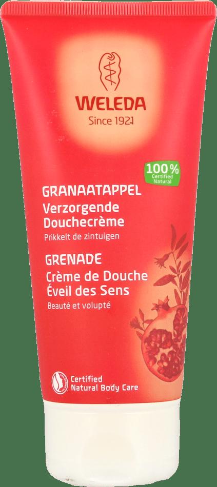 Weleda Verzorgingsdouche Granaatappel