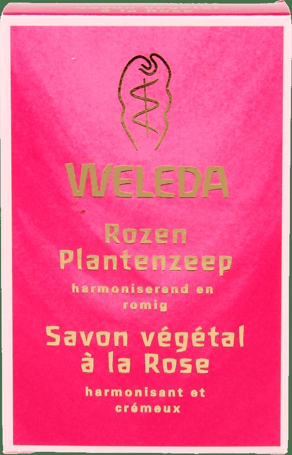 Weleda Rozen Plantenzeep