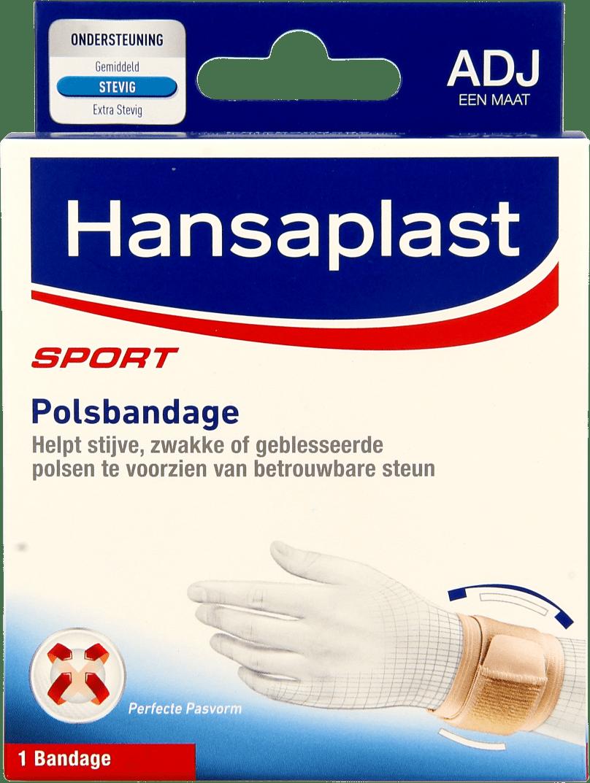 Hansaplast Sport Polsbandage