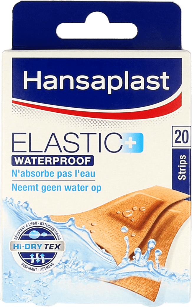 Hansaplast Elastic Waterproof