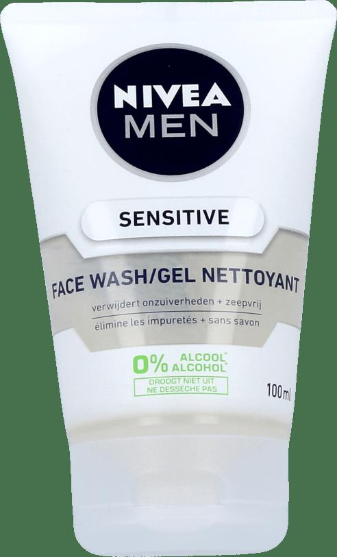Nivea Men Face Wash Sensitive