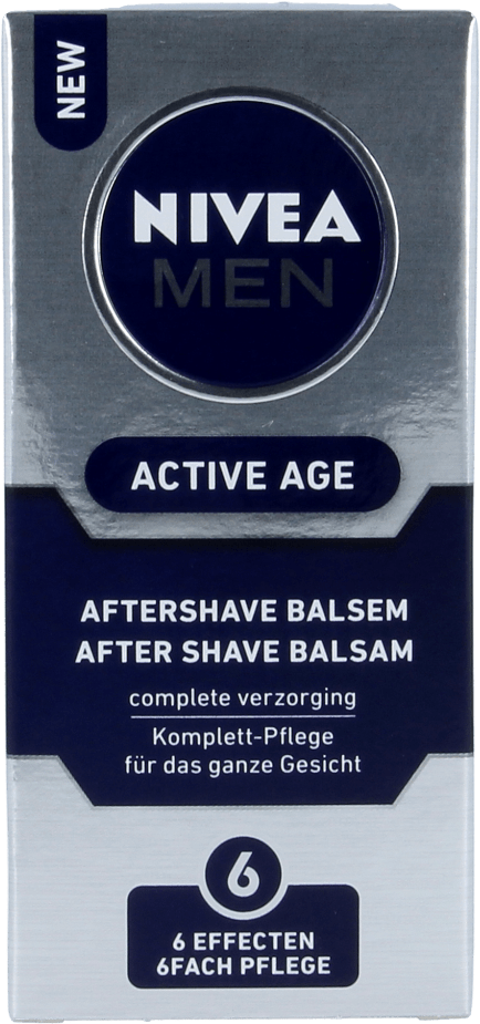 Nivea Men Aftershave Balsem Active Age