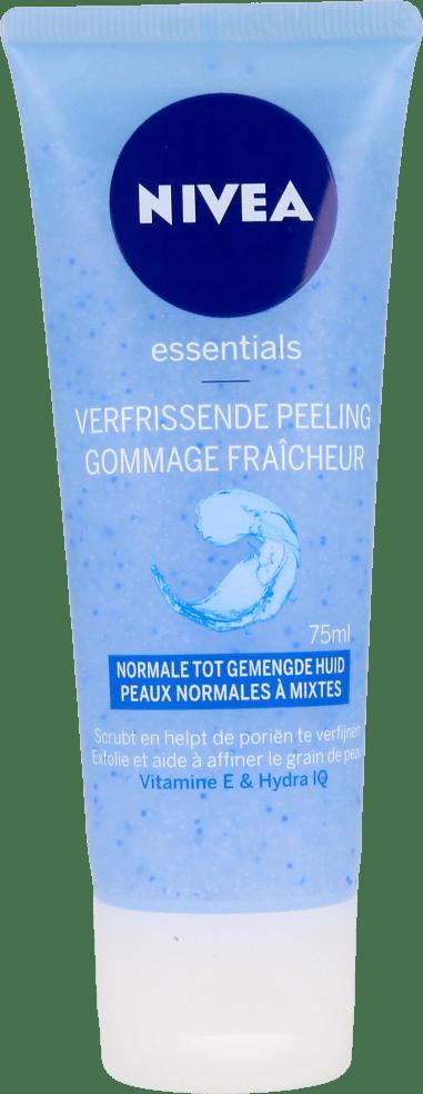 Nivea Essentials Verfrissende peeling
