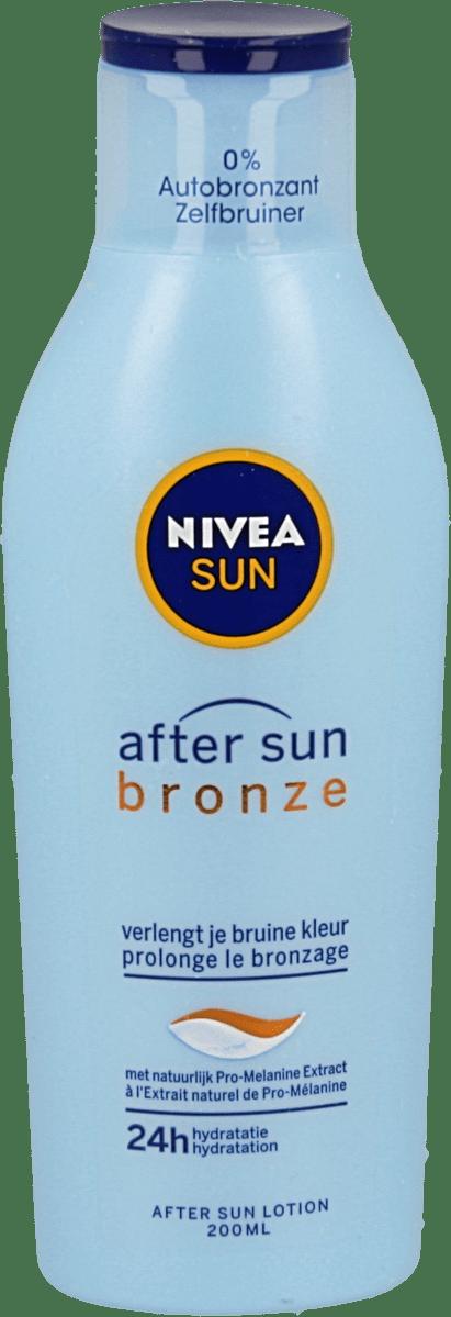 Nivea Sun After Sun Bronze Lotion