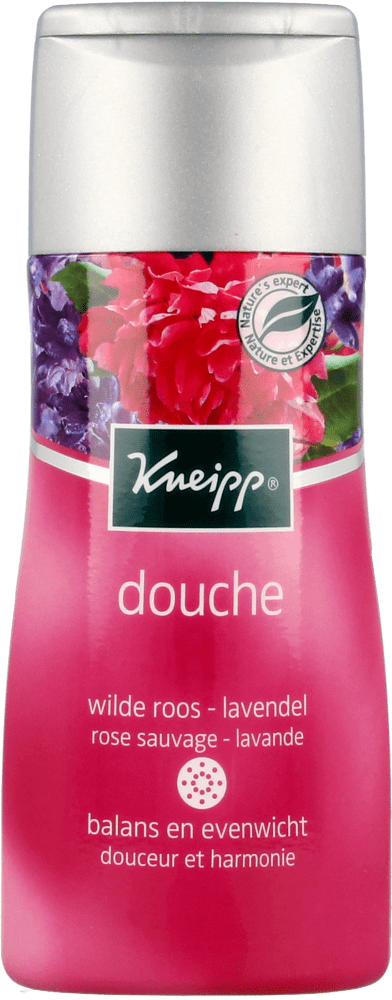 Kneipp Douche  Wilde Roos-Lavendel