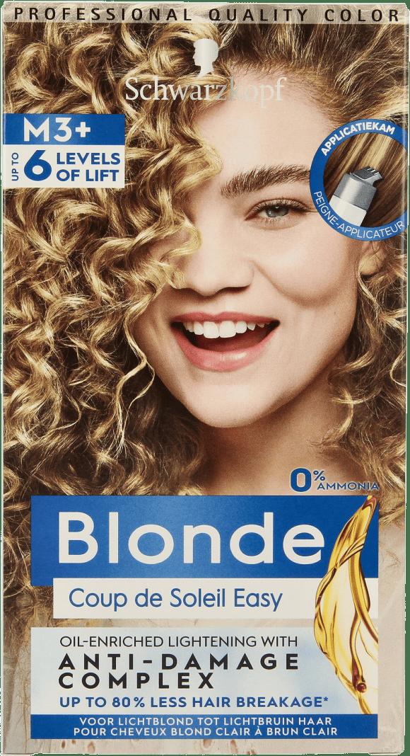 Schwarzkopf Blonde Coupe de Soleil