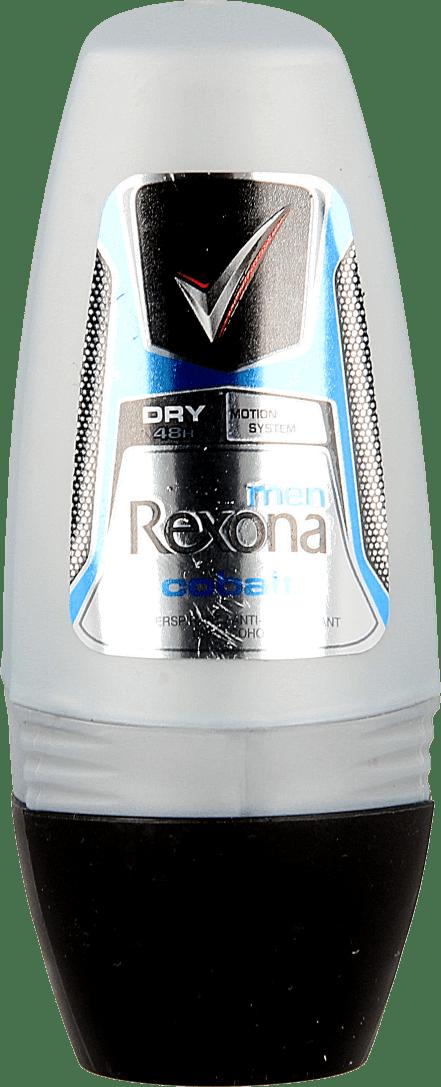 Rexona Men Deoroller  Dry Cobalt