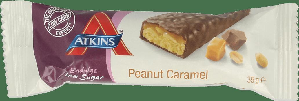 Atkins Endulge Reep Peanut Caramel Chocolate