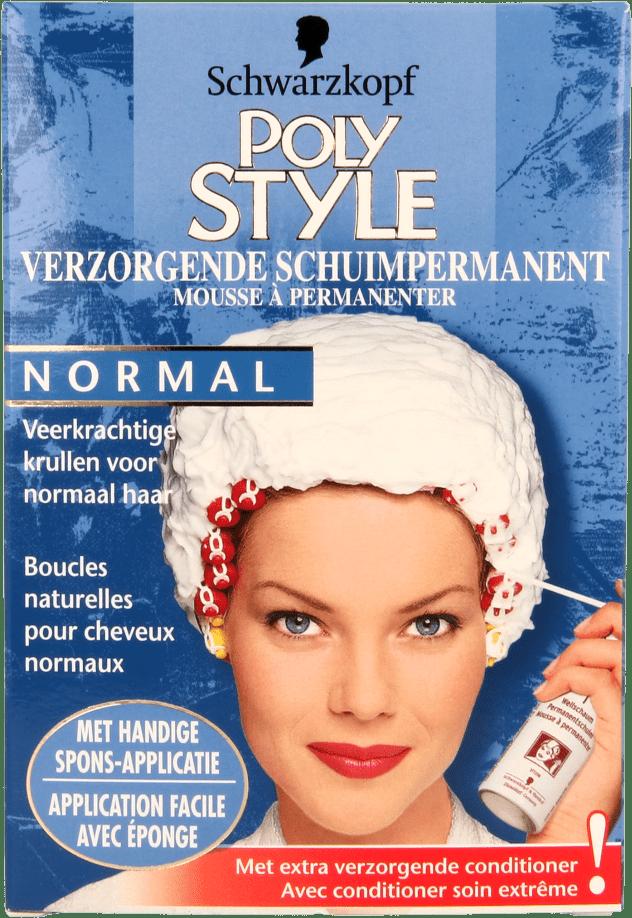 Poly Style Normaal Schuimpermanent