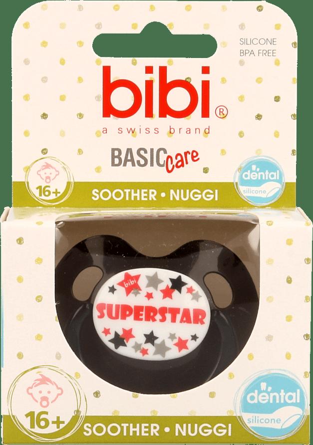 Bibi Fopspeen Superstar 16+ maanden