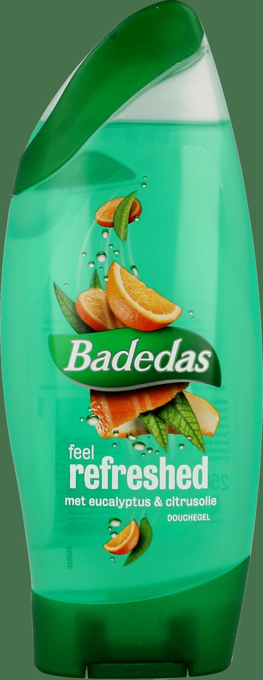 Badedas Douchegel  Feel Refreshed