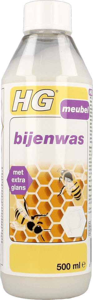 HG Bijenwas Transparant