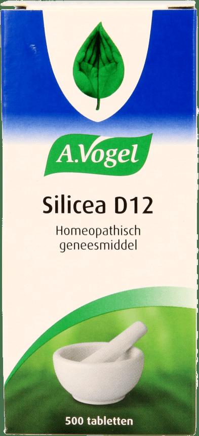 A. Vogel Silicea D12 tabletten