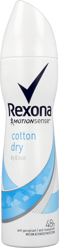 Rexona Deospray Ultra Dry Cotton