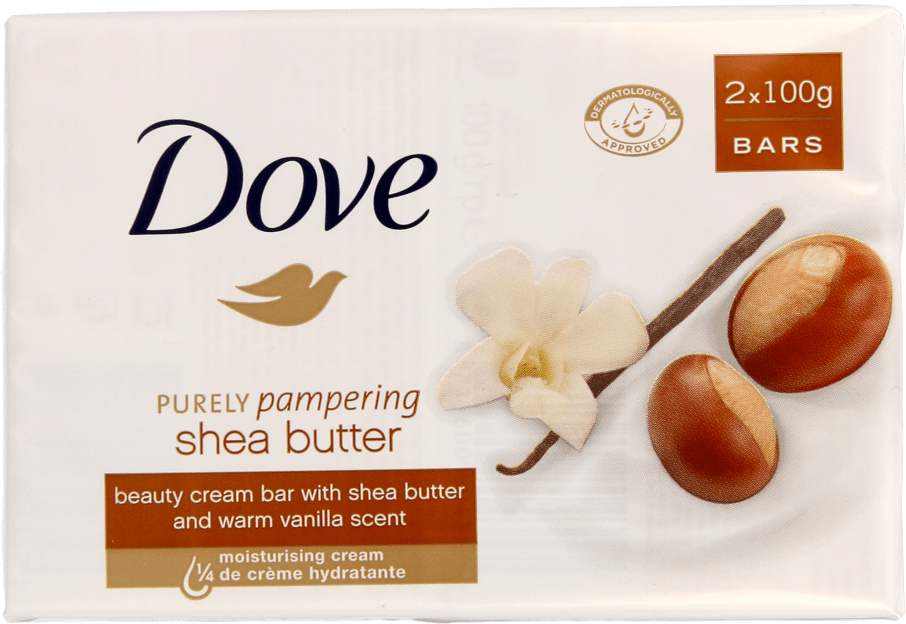 Dove Zeep Purely Pampering Sheabutter & Vanille