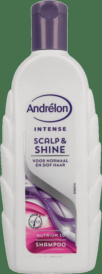Andrélon Shampoo Haar & Hoofdhuid Bright Shine