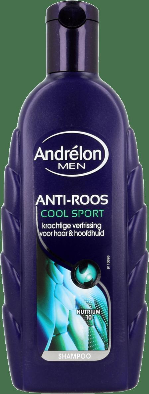 Andrélon Men Shampoo  Anti-Roos Cool Sport