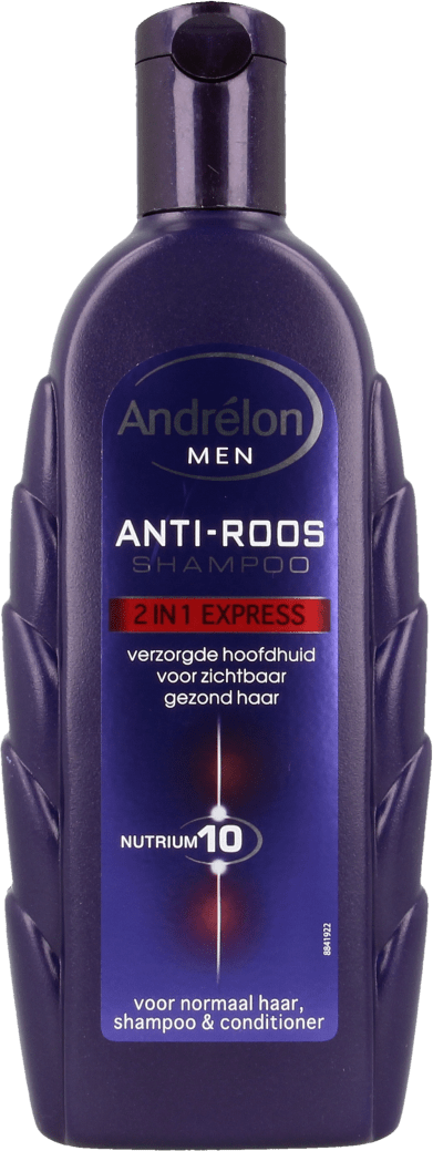 Andrélon Men Shampoo Anti-Roos Haar & Hoofdhuid
