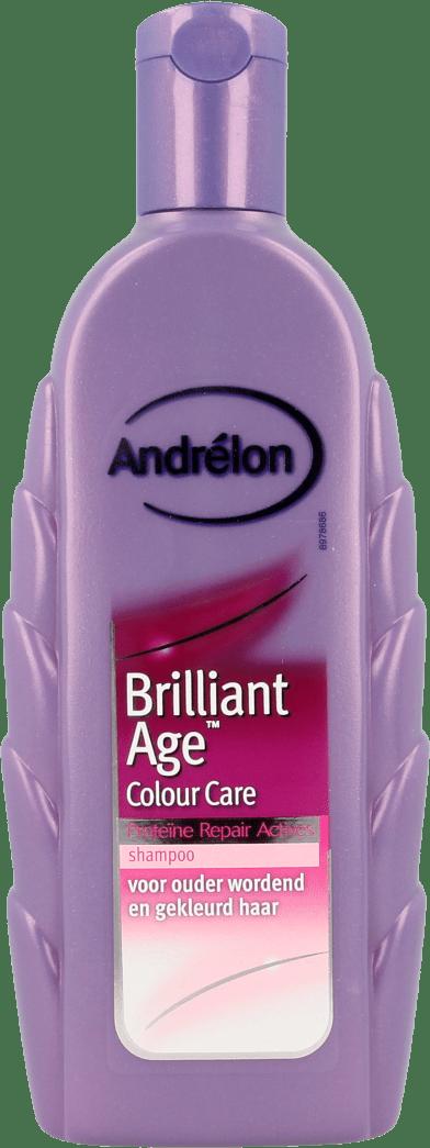 Andrélon Shampoo Brilliant Age Colour Care