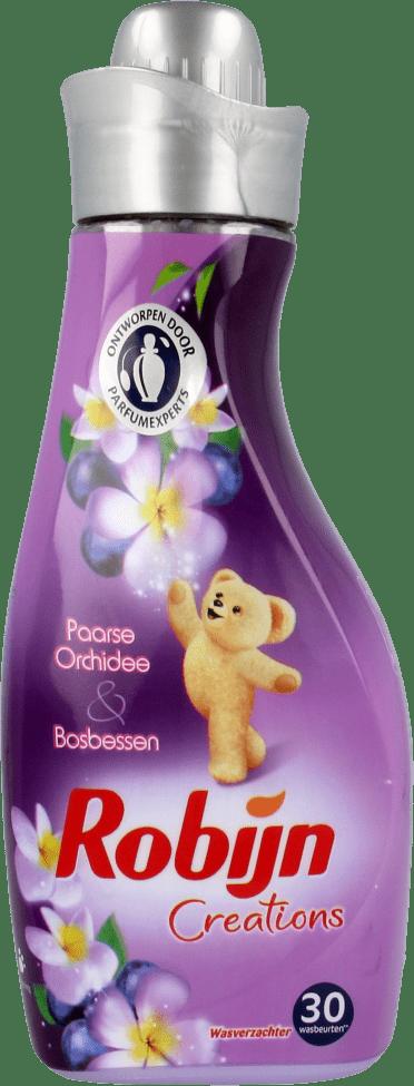 Robijn Wasverzachter Creations Paarse Orchidee & Bosbessen