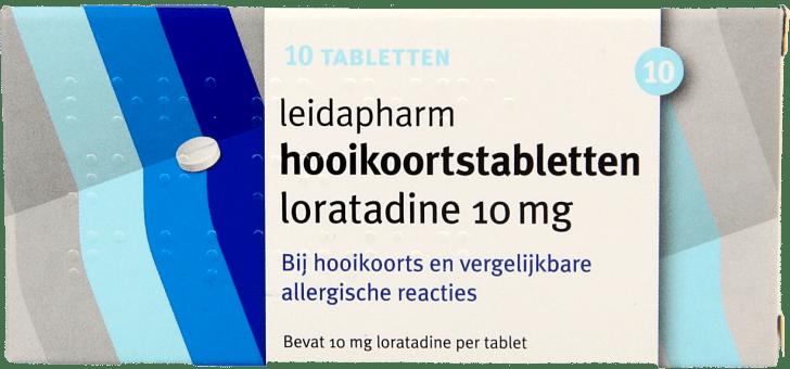 Leidapharm Loratadine 10 mg