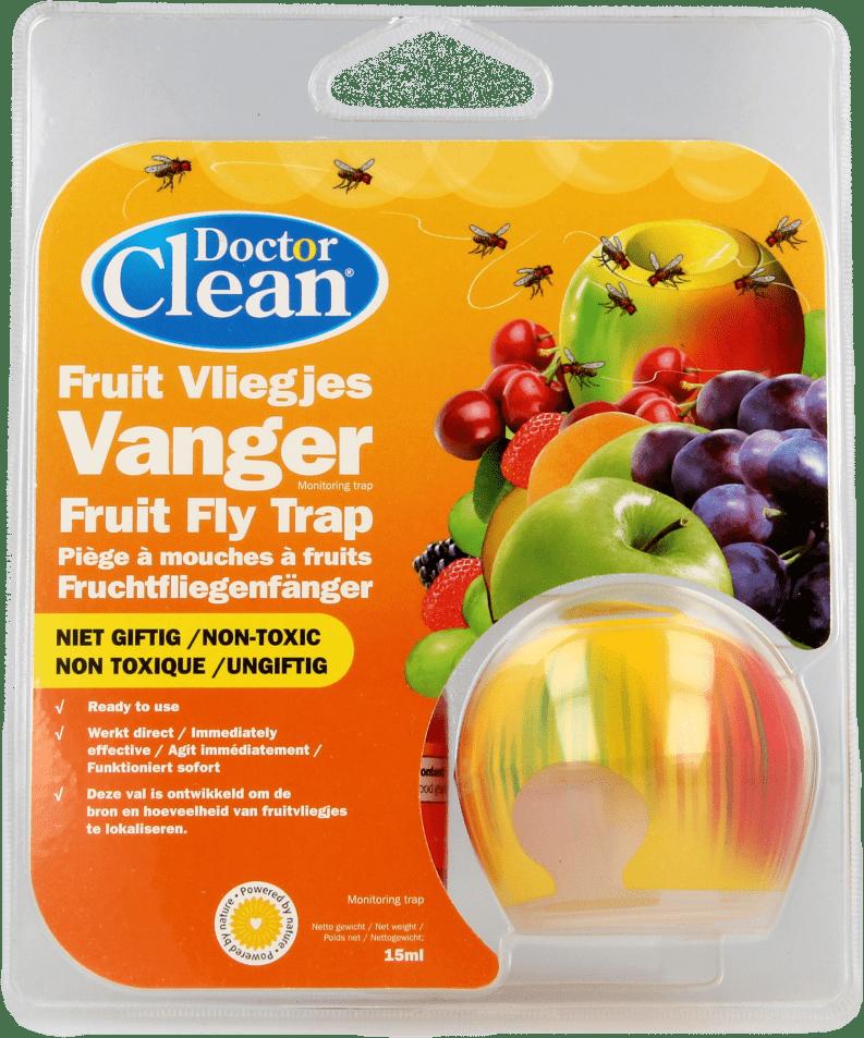 Dr. Clean Fruitvliegjes Vanger