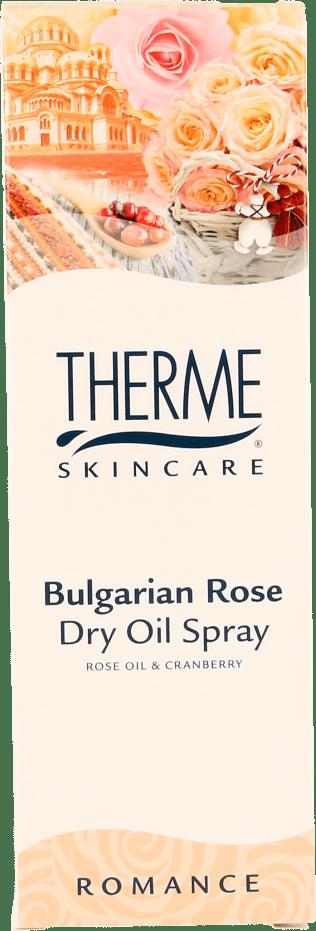 Therme Dry Oil Spray Bulgarian Rose