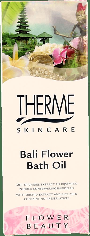 Therme Badolie Bali Flower