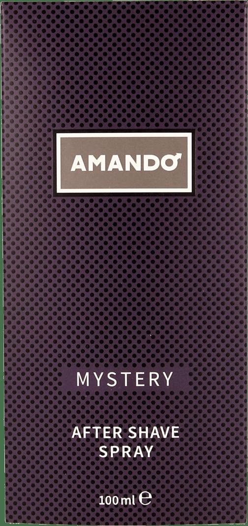 Amando Aftershave Spray Mystery