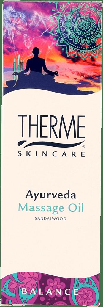 Therme Massage Oil Ayurveda