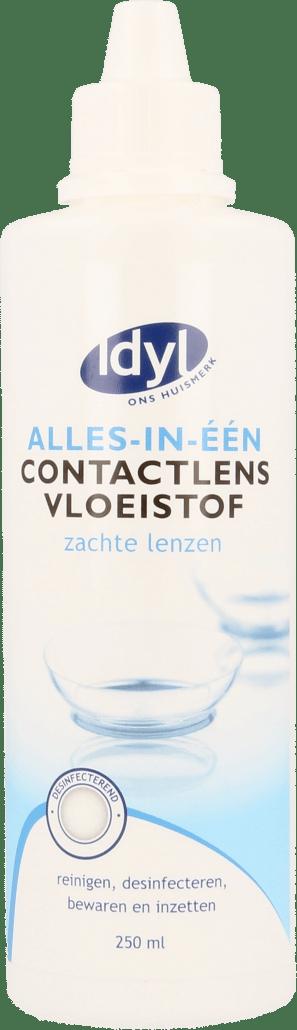 Idyl Contactlensvloeistof Zachte Lenzen