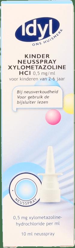 Idyl Kinder Neusspray Xylometazoline HCL