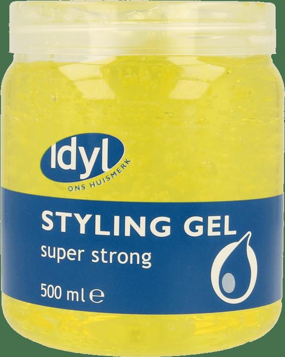 Idyl Haargel Superstrong