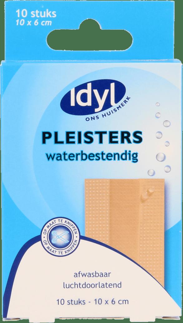 Idyl Pleisters Waterbestendig 10x6cm