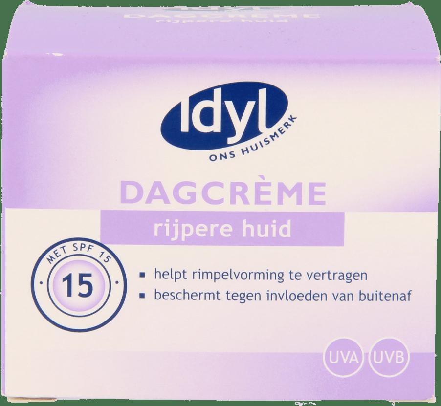 Idyl Dagcrème Rijpere Huid