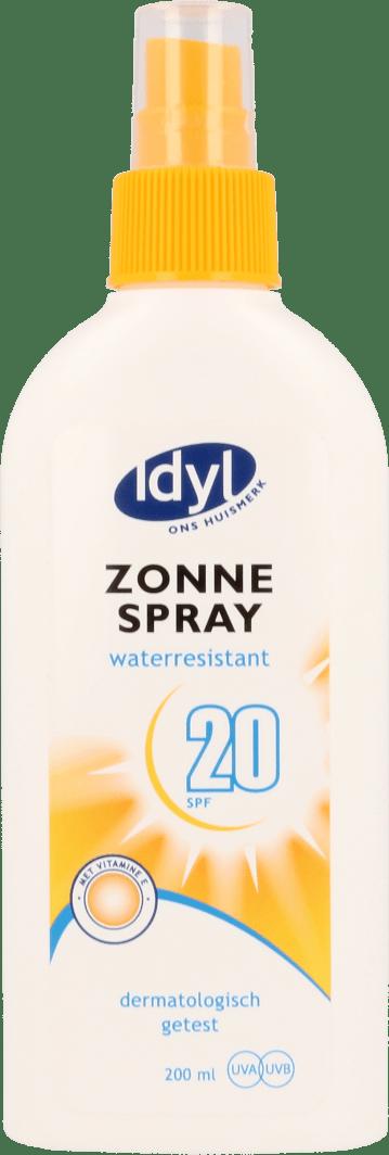 Idyl Zonnespray SPF 20