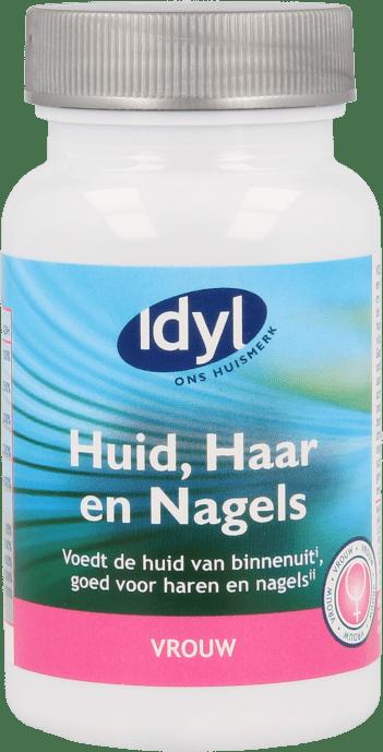 Idyl Huid, Haar en Nagels