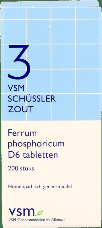 VSM Schussler Zout 3