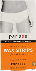 Parissa Wax Strip Face & Bikini
