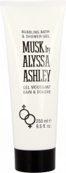 Musk by Alyssa Ashley  Bath & Showergel