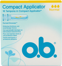 O.b. Tampons Applicator ProComfort Normal