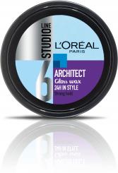 L'Oréal Studio Line Architect Shining Wax – Glans Haarwax