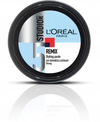 L'Oréal Studio Line Remix Styling Paste Unlimited Reshaping