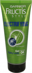Garnier Fructis Style Electrifying Gel – 04 Extra Strong