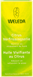 Weleda Citrus Verfrissingsolie