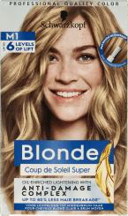 Schwarzkopf Blonde Coupe de Soleil Super M1
