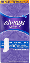 Always Inlegkruisjes Dailies Extra Protect Long