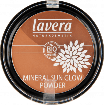 Lavera Mineral Sun Glow Powder duo 02 Sunset Kiss