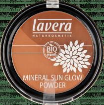 Lavera Mineral Sun Glow Powder duo 02 Sunset Kiss